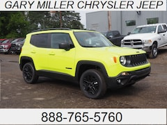 New 2018 Jeep Renegade UPLAND 4X4 Sport Utility ZACCJBAB8JPJ00216 for sale in Erie, PA at Gary Miller Chrysler Dodge Jeep Ram