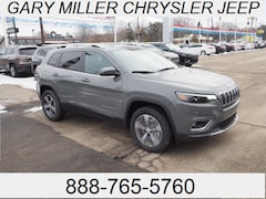 New 2019 Jeep Cherokee LIMITED 4X4 Sport Utility 1C4PJMDX1KD342563 for sale in Erie, PA at Gary Miller Chrysler Dodge Jeep Ram
