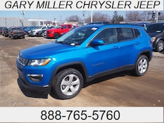 New 2019 Jeep Compass LATITUDE 4X4 Sport Utility 3C4NJDBB9KT695920 for sale in Erie, PA at Gary Miller Chrysler Dodge Jeep Ram