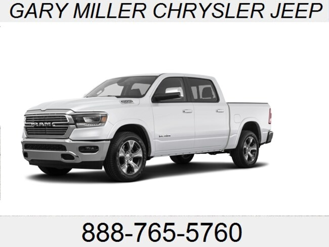 New 2019 Ram 1500 REBEL CREW CAB 4X4 5'7 BOX Crew Cab Erie