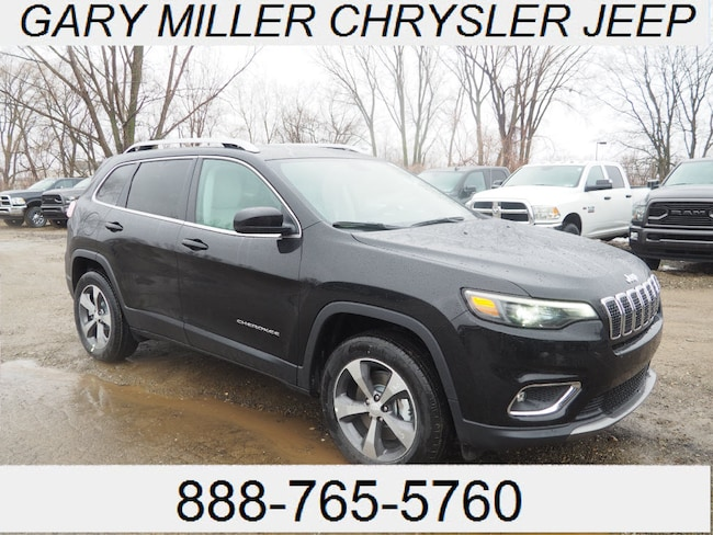 New 2019 Jeep Cherokee LIMITED 4X4 Sport Utility Erie