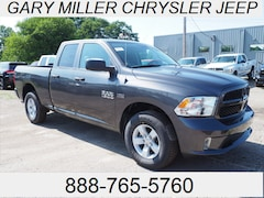 New 2018 Ram 1500 EXPRESS QUAD CAB 4X4 6'4 BOX Truck Quad Cab 1C6RR7FT2JS348497 for sale in Erie, PA at Gary Miller Chrysler Dodge Jeep Ram