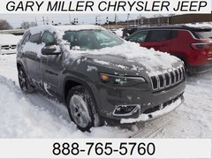 New 2019 Jeep Cherokee LIMITED 4X4 Sport Utility 1C4PJMDX3KD342564 for sale in Erie, PA at Gary Miller Chrysler Dodge Jeep Ram