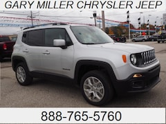New 2018 Jeep Renegade LATITUDE 4X4 Sport Utility ZACCJBBB9JPH78197 for sale in Erie, PA at Gary Miller Chrysler Dodge Jeep Ram