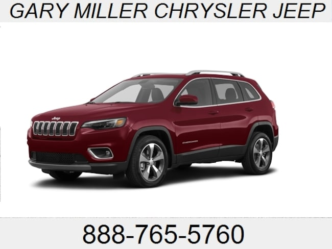 New 2019 Jeep Cherokee HIGH ALTITUDE 4X4 Sport Utility Erie