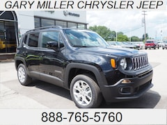 New 2018 Jeep Renegade LATITUDE 4X4 Sport Utility ZACCJBBB5JPH73045 for sale in Erie, PA at Gary Miller Chrysler Dodge Jeep Ram