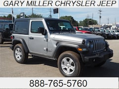 New 2018 Jeep Wrangler SPORT S 4X4 Sport Utility for sale in Erie, PA at Gary Miller Chrysler Dodge Jeep Ram