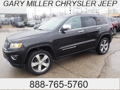 Certified 2016 Jeep Grand Cherokee Limited SUV 1C4RJFBGXGC316855 for sale at Gary Miller Chrysler Dodge Jeep Ram in Erie, PA