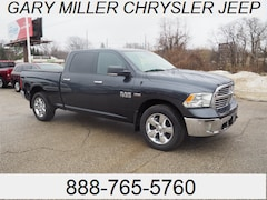 Certified 2017 Ram 1500 SLT Truck Crew Cab 1C6RR7TT3HS589533 for sale at Gary Miller Chrysler Dodge Jeep Ram in Erie, PA