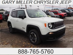 New 2018 Jeep Renegade SPORT 4X4 Sport Utility ZACCJBAB0JPH69065 for sale in Erie, PA at Gary Miller Chrysler Dodge Jeep Ram