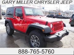 New 2018 Jeep Wrangler JK RUBICON 4X4 Sport Utility 1C4BJWCG5JL857142 for sale in Erie, PA at Gary Miller Chrysler Dodge Jeep Ram