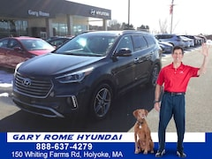 Used 2018 Hyundai Santa Fe SE Ultimate SUV For Sale in Hoyoke, MA