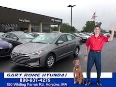 New 2020 Hyundai Elantra SE Sedan For Sale in Holyoke, MA