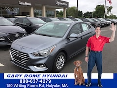 New 2019 Hyundai Accent SEL Sedan For Sale in Holyoke, MA