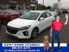 New 2019 Hyundai Ioniq EV Limited Hatchback For Sale in Holyoke, MA