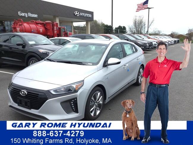 New  2018 Hyundai Ioniq Hybrid Limited Hatchback For Sale in Holyoke, MA