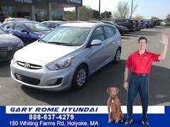 Used 2017 Hyundai Accent SE Hatchback For Sale in Hoyoke, MA