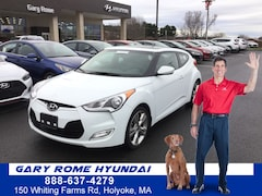 Pre-Owned 2016 Hyundai Veloster Base Hatchback For Sale in Holyoke, MA