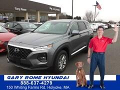 2019 Hyundai Santa Fe SE 2.4 SUV For Sale in Holyoke, MA