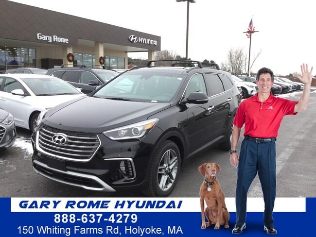 New  2018 Hyundai Santa Fe SE Ultimate SUV For Sale in Holyoke, MA