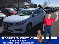 Pre-Owned 2016 Hyundai Sonata SE w/PZEV Sedan For Sale in Holyoke, MA