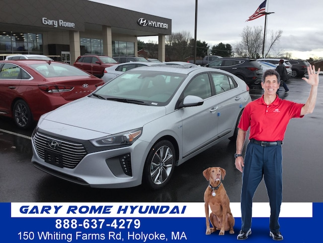 New  2019 Hyundai Ioniq Hybrid Limited Hatchback For Sale in Holyoke, MA