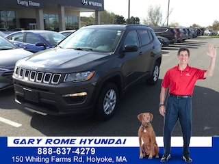 2018 Jeep Compass Sport 4x4 SUV For Sale in Enfield, CT