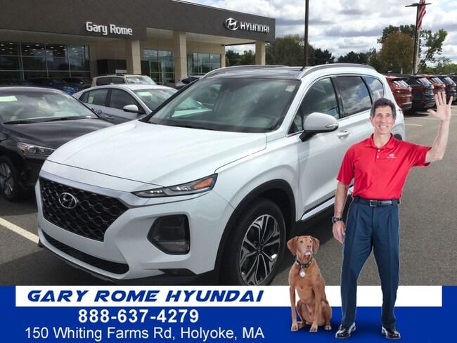 New  2019 Hyundai Santa Fe Limited 2.0T SUV For Sale in Holyoke, MA