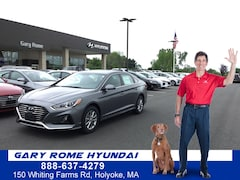 New 2019 Hyundai Sonata SE Sedan For Sale in Holyoke, MA