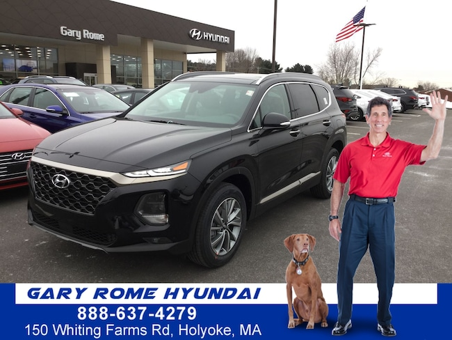 New  2019 Hyundai Santa Fe Limited 2.4 SUV For Sale in Holyoke, MA