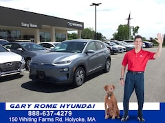 New 2019 Hyundai Kona EV Ultimate SUV For Sale in Holyoke, MA