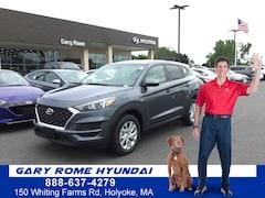 New 2019 Hyundai Tucson SE SUV For Sale in Holyoke, MA