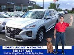 Used 2019 Hyundai Santa Fe SE 2.4 SUV For Sale in Hoyoke, MA