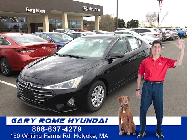 New  2019 Hyundai Elantra SE Sedan For Sale in Holyoke, MA