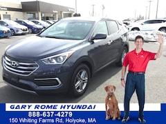Used 2018 Hyundai Santa Fe Sport 2.4L SUV For Sale in Hoyoke, MA