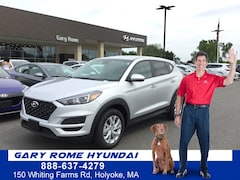 New 2019 Hyundai Tucson SE SUV For Sale in Holyoke, MA