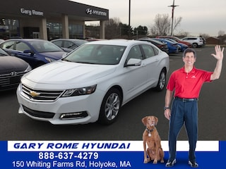 2018 Chevrolet Impala LT w/1LT Sedan For Sale in Enfield, CT