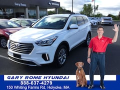 Used 2017 Hyundai Santa Fe SE SUV For Sale in Hoyoke, MA