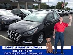 New 2019 Hyundai Accent SEL Sedan For Sale in Holyoke, MA