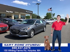 New 2019 Hyundai Sonata SE Sedan For Sale in Holyoke, MA