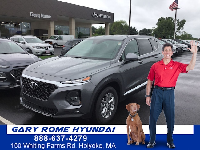 New  2019 Hyundai Santa Fe SEL 2.4 SUV For Sale in Holyoke, MA