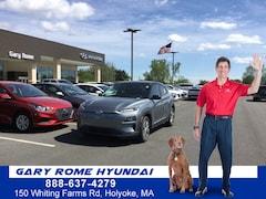 New 2019 Hyundai Kona EV SEL SUV For Sale in Holyoke, MA