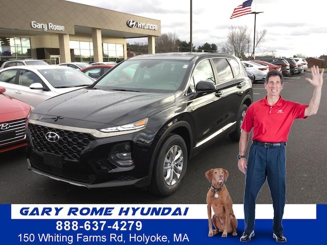 New  2019 Hyundai Santa Fe SE 2.4 SUV For Sale in Holyoke, MA