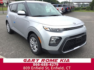 New 2020 Kia Soul LX Hatchback For Sale in Enfield, CT
