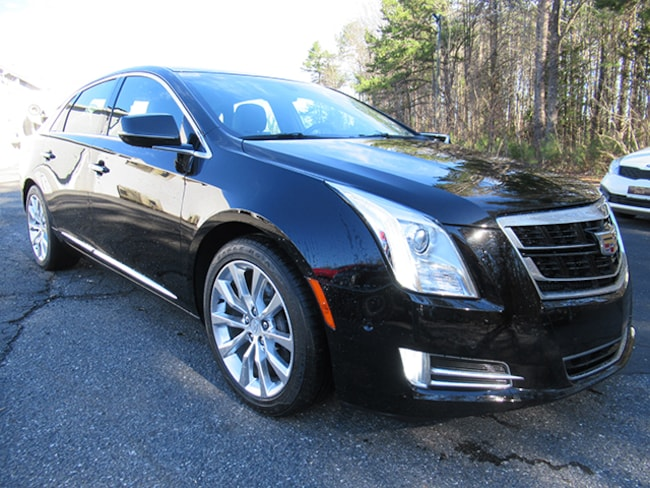 2016 CADILLAC XTS Luxury Collection Sedan