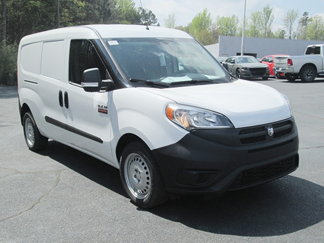 New 2018 Ram ProMaster City Tradesman Cargo Van for sale near Charlotte