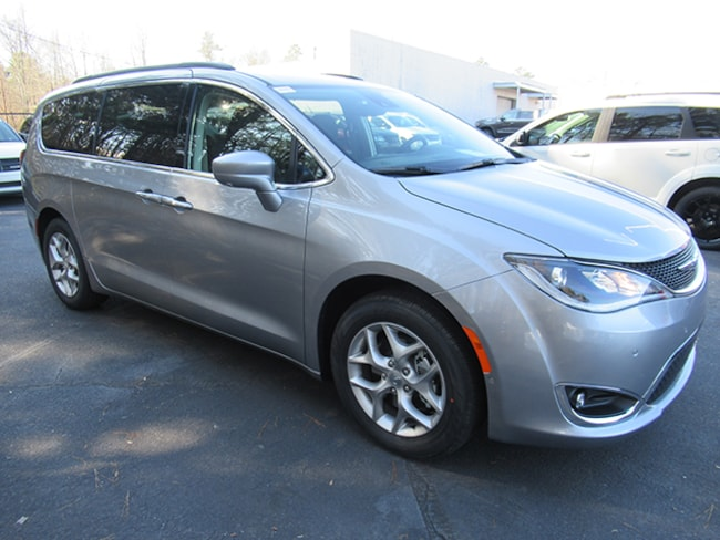 New 2019 Chrysler Pacifica Touring Plus Minivan for sale near Charlotte