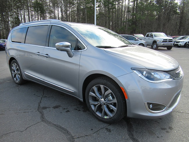 New 2019 Chrysler Pacifica Limited Minivan for sale near Charlotte