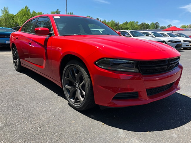 New 2019 Dodge Charger SXT Sedan for sale near Charlotte