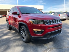 New 2019 Jeep Compass Latitude Sport Utility for sale in Gastonia, NC